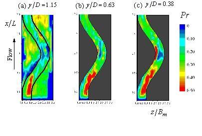複断面開水路流れにおける水平渦の3次元構造